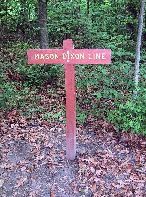 Northern Virginia West Virginia Pennsylvania Appalachian Trail