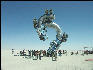 Burningman Art