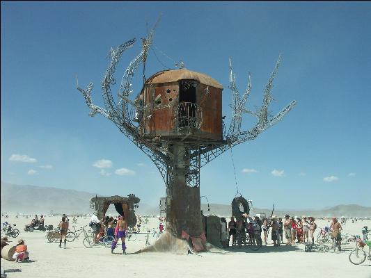 City Of Dust: The Evolution Of Burning Man   Nevada Public