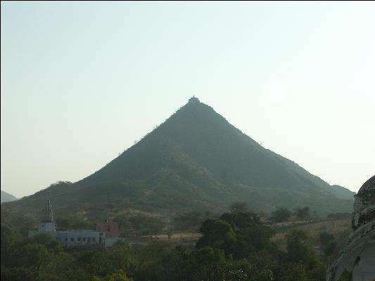 India Travel Mountain